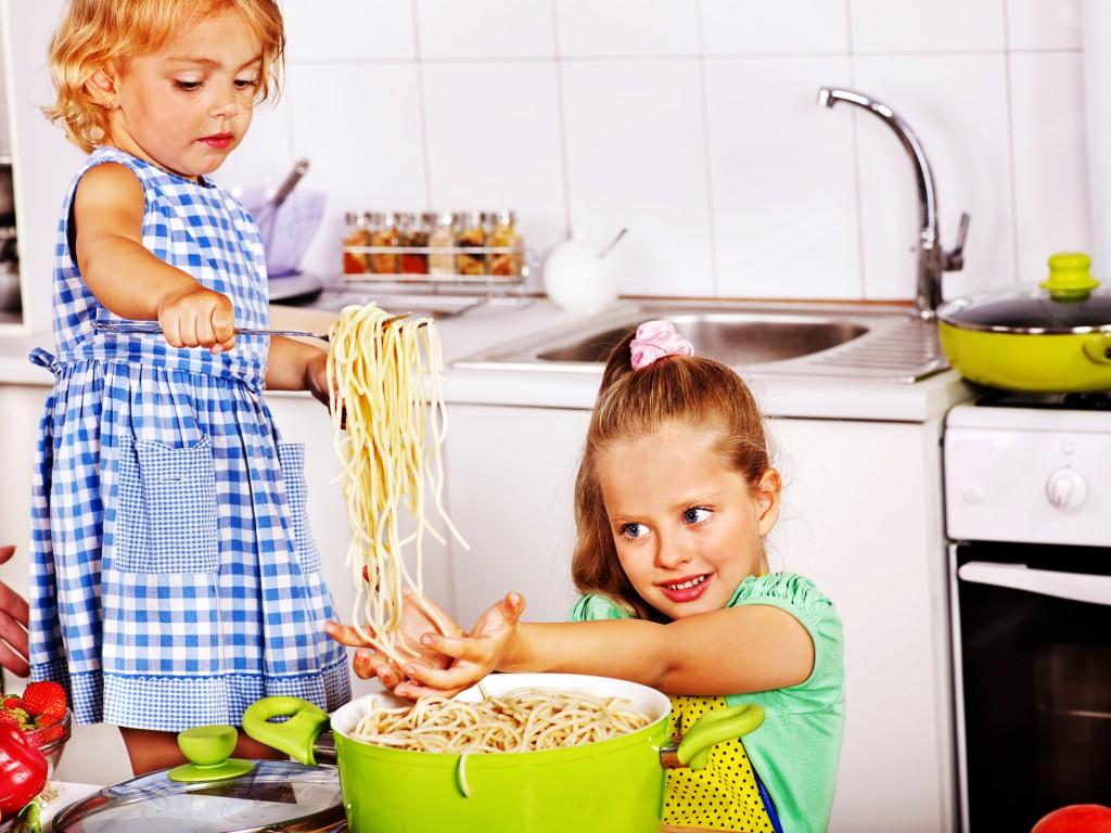 Menu facile da fare con i bambini