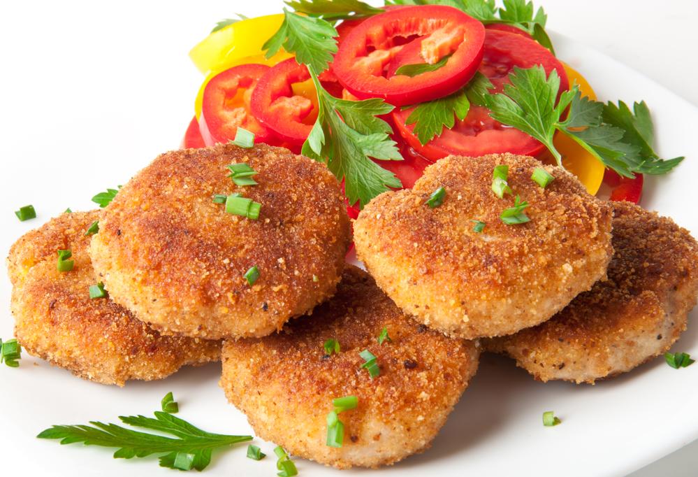 ricette facili per il pranzo a scuola dei bambini_burger di verdure per bambini