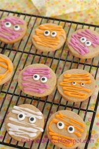 Biscotti di Halloween da fare con i bambini_mostri