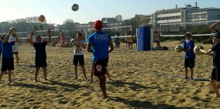 Gite scolastiche diverse con la Beach & Volley School
