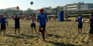 Gite scolastiche diverse con la Beach & Volley School