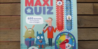 Libro Maxi Quiz di Editoriale Scienza