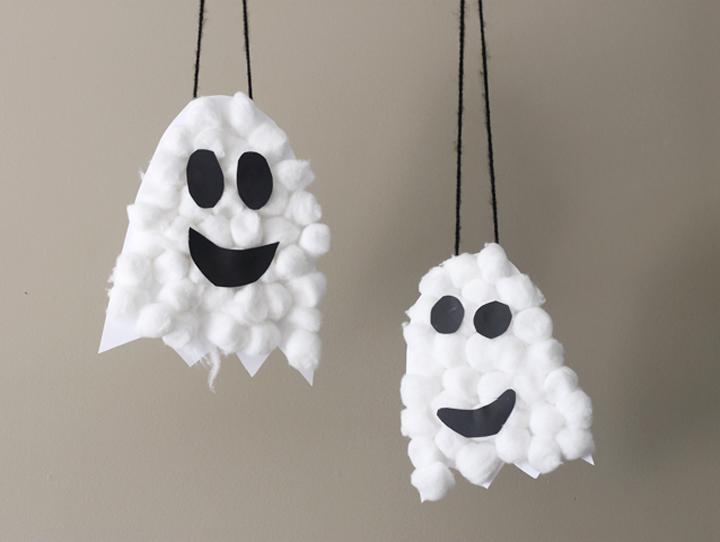 lavoretti Halloween facili