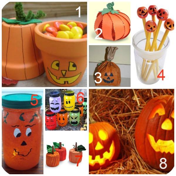 Molto Lavoretti di Halloween : Blogmamma.it BG15