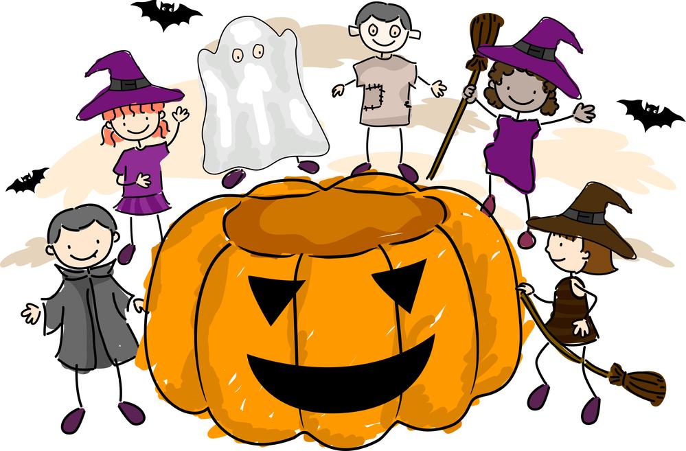 lavoretti di halloween facili