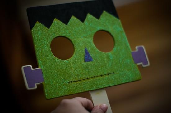 maschere halloween fai da te bambini
