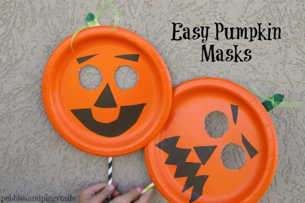 maschere halloween bambini fai da te