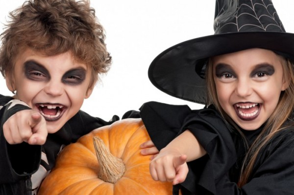 Favoloso Trucco da strega bambina per Halloween : Blogmamma.it HC12