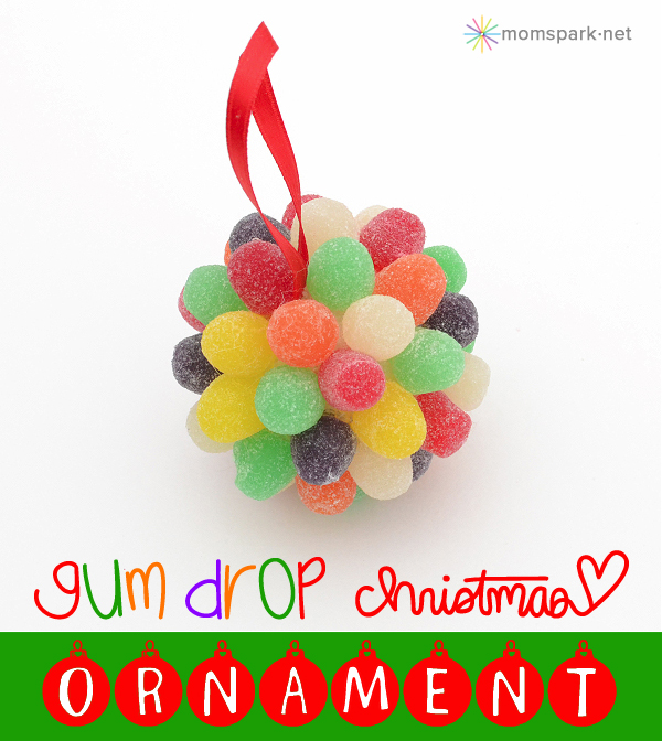 Preferenza Decorazioni di Natale fai da te con le caramelle : Blogmamma.it OJ04
