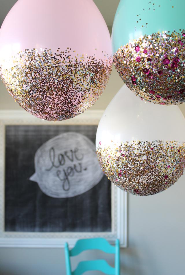 Popolare Festa a tema principesse fai da te_decorazioni-palloncini con  LY38