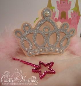 Festa a tema principesse fai da te_inviti- corone