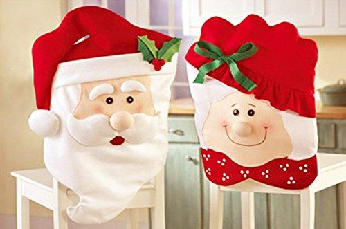 Addobbi Natale Sedia Babbo Natale