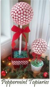 decorazioni di Natale fai da te con le caramelle_albero di Natale
