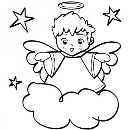 personaggi-presepe-colorare-angelo-nuvola