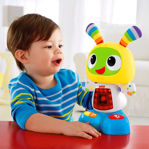 robottino ballerino Fisher-Price