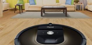 Roomba 980 di iRobot, l'amico per le pulizie di casa