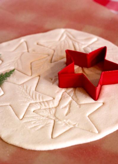 stelle fai da te per lavoretti Natale
