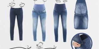 Abbigliamento Premaman: Collezione Autunno-Inverno 2015 Prénatal