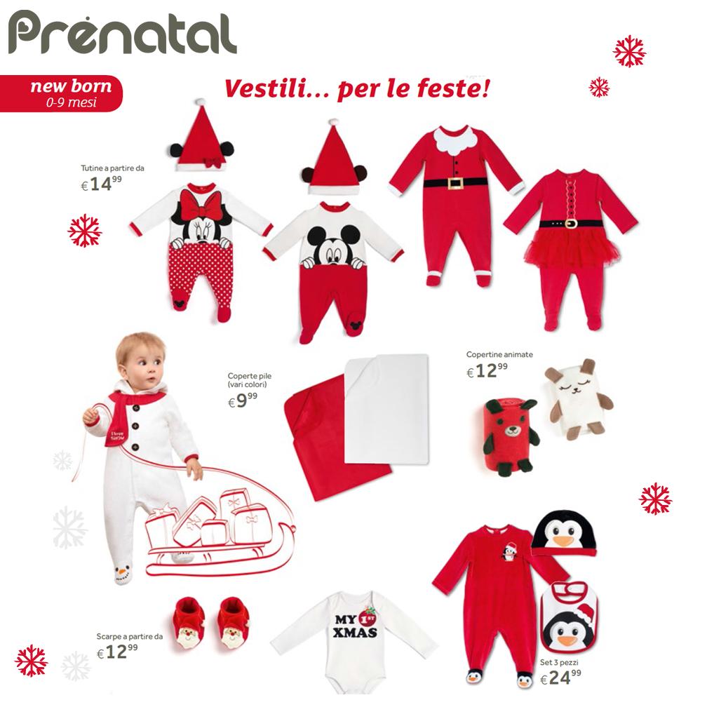Prenatal feste di Natale