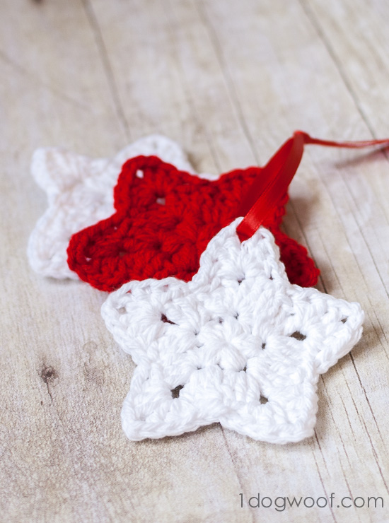 Come Fare Le Stelle A Uncinetto Per Le Decorazioni Di Natale