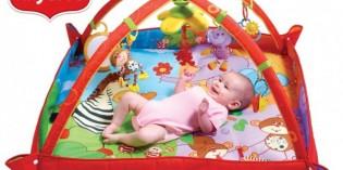 Tiny Love: giochi 0-12 mesi interattivi per crescere