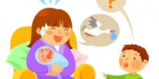 Come rispondere alla domanda: come nascono i bambini?