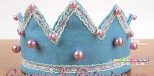 Carnevale fai da te: la Corona da Regina o Principessa da fare in casa