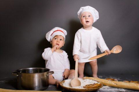 costume chef fai da te carnevale e feste compleanno
