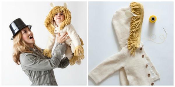 pacchetto elegante e robusto sconto più votato nuovo stile e lusso Costume leone fai da te e maschera per Carnevale