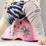 Togliere il pannolino: quando e come?