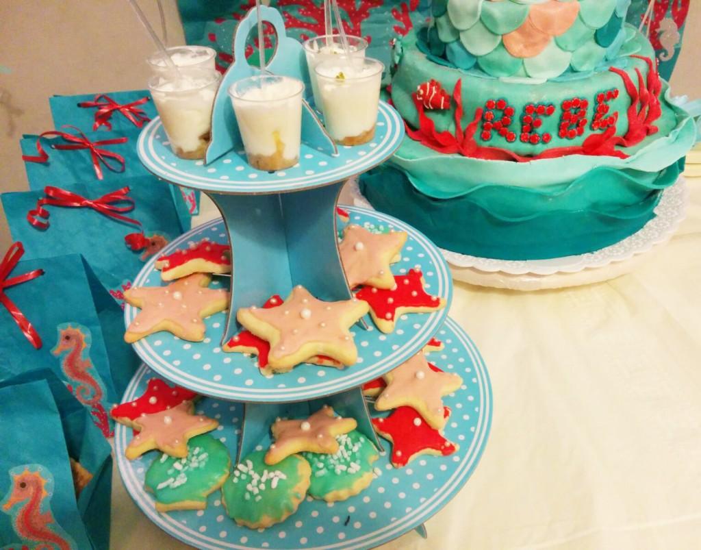 Festa a tema Sirenetta_buffet 2