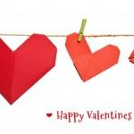 Biglietti di San Valentino fai da te