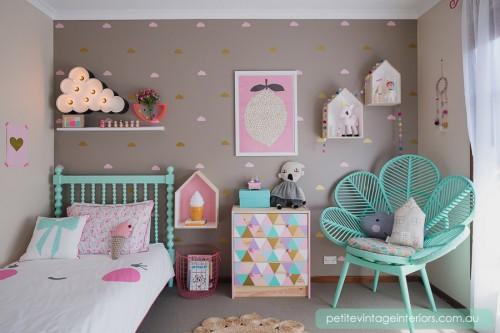 Camerette per bambine: dieci idee : Blogmamma.it