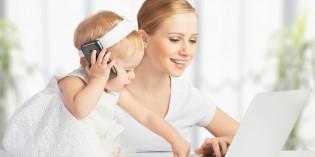 Concorsi web per mamme e papà