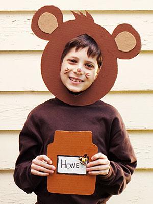 sito web professionale grandi affari sulla moda anteprima di Costume da orso di Masha per papà facile e veloce