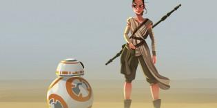 Costume da Rey Star Wars fai da te: come fare