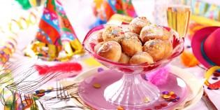 5 dolci tipici di carnevale