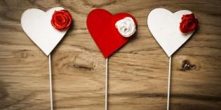 Sette lavoretti per San Valentino facili e simpatici