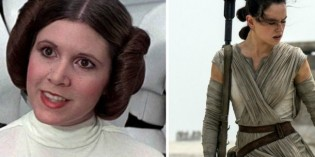 Pettinatura Principessa Leila e Rey per costumi Star Wars