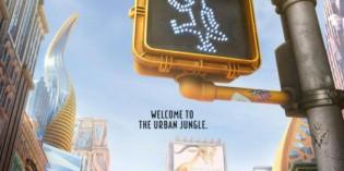 Film per bambini al cinema: Zootropolis