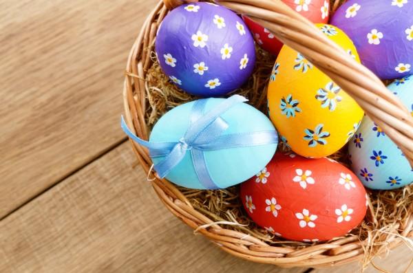 Come fare un porta ovetti di Pasqua con la pasta frolla