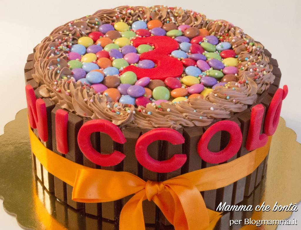 Torte di compleanno per bambini for Idee per torta di compleanno