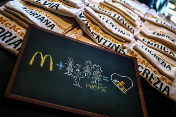 McMamme alla scoperta di McDonald's