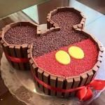 Torte di compleanno di Topolino_bastoncini cioccolato