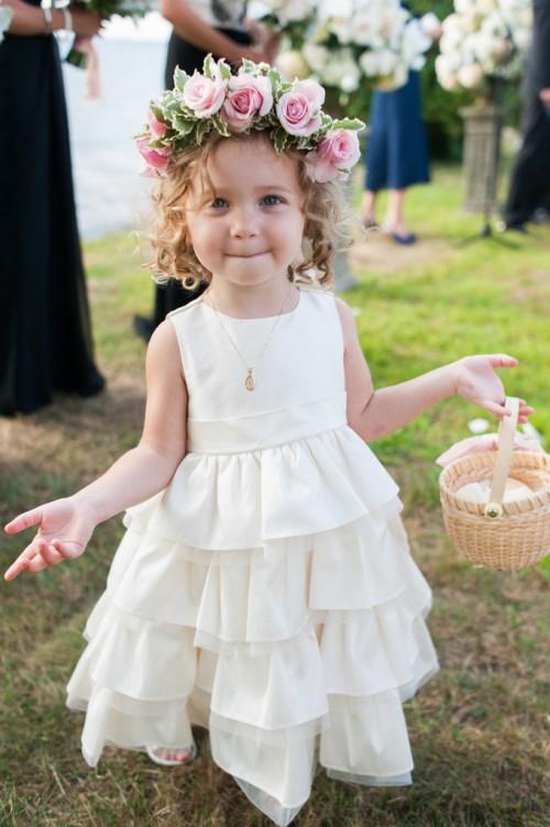 Eccezionale Acconciature bambina per damigella e prima comunione : Blogmamma.it XO58