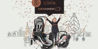 Bébé Confort compie 80 anni e festeggia con l'edizione limitata Celebration