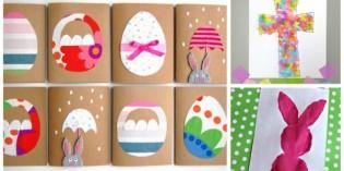 Biglietti di Pasqua per bambini