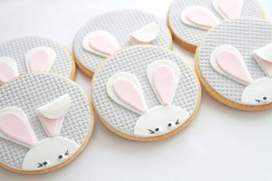 biscotti di Pasqua con pasta di zucchero_coniglietti