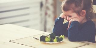 5 cose da non fare con un bambino che non mangia