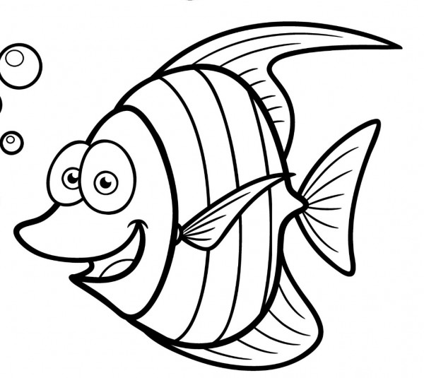 Pesce di aprile per bambini immagini e scherzi divertenti for Immagini di clown da colorare